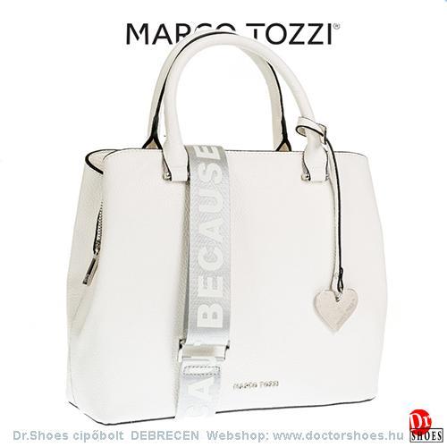 Marco Tozzi NABEL white | DoctorShoes.hu