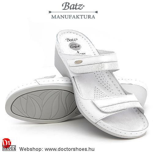Batz LAURA white | DoctorShoes.hu