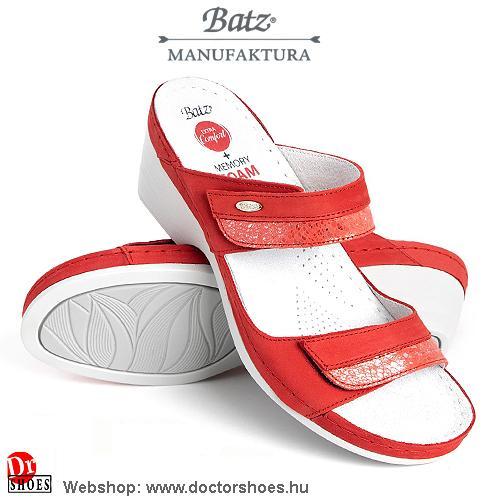 Batz LAURA red | DoctorShoes.hu