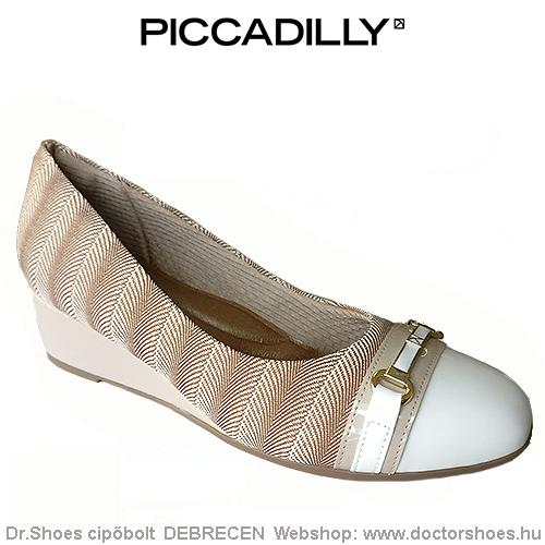 PICCADILLY PADITO beige | DoctorShoes.hu