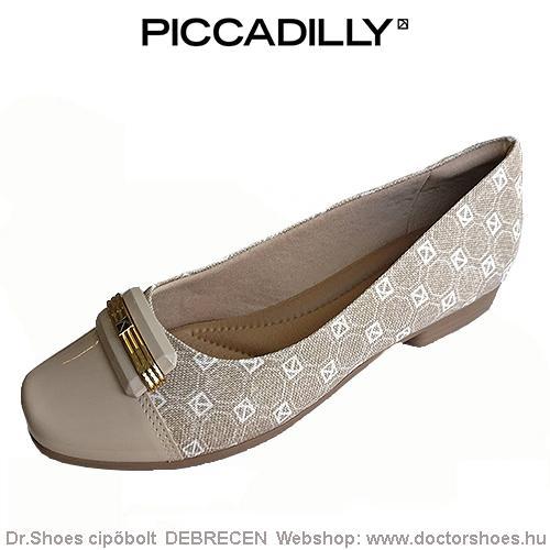 PICCADILLY TECIDO beige | DoctorShoes.hu