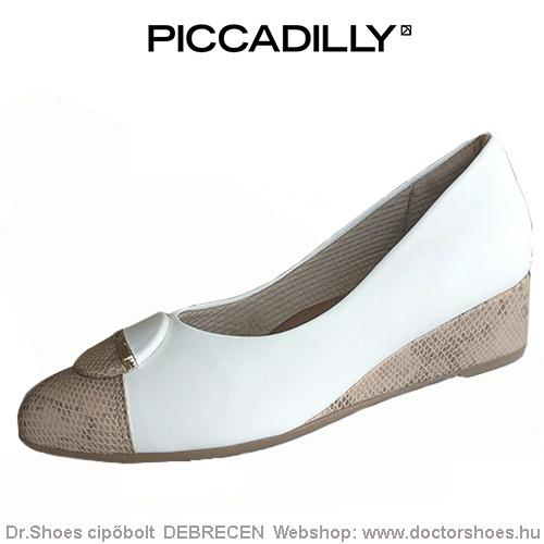 PICCADILLY SILVANO   DoctorShoes.hu