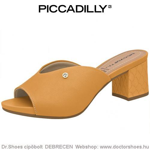 PICCADILLY ANDAMO yellow | DoctorShoes.hu
