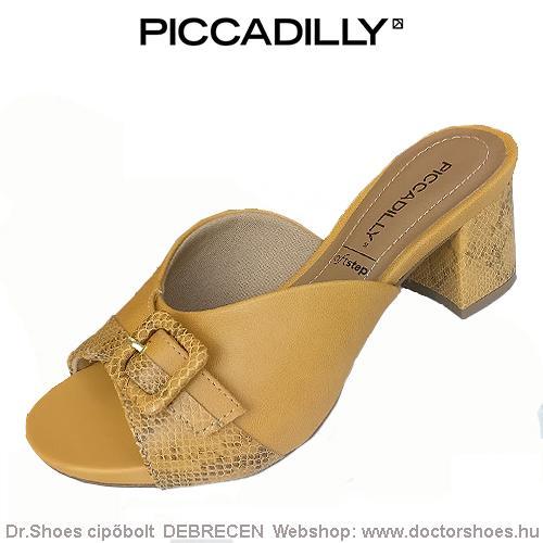 PICCADILLY VENIZIA yellow | DoctorShoes.hu